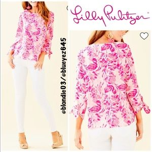 """Lilly Pulitzer """"Langston"""" top L"""